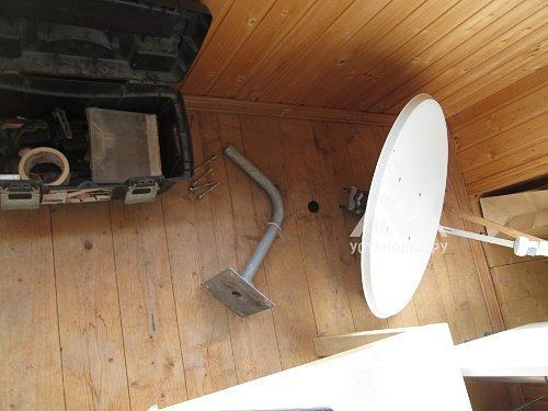 Демонтировать спутниковую антенну