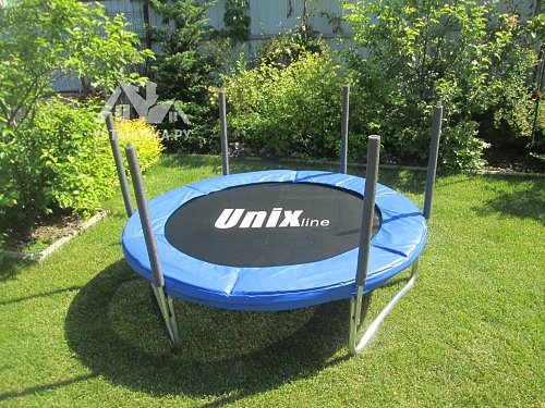 Собрать батут Unix
