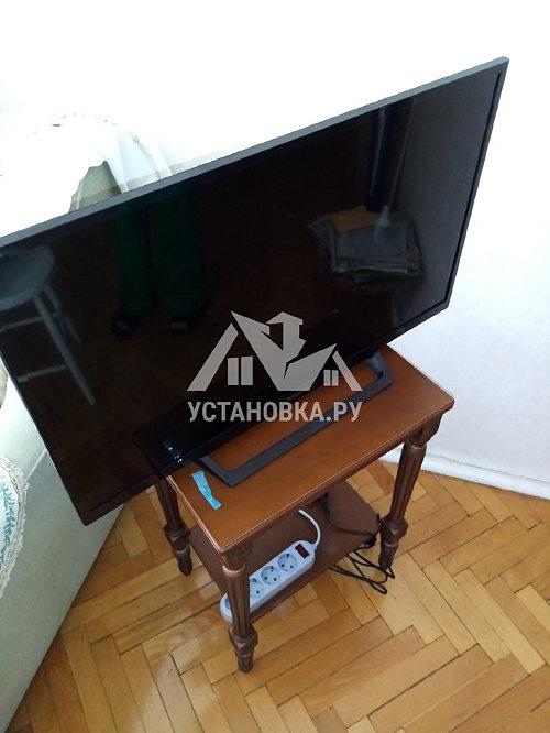Настроить каналы на телевизоре
