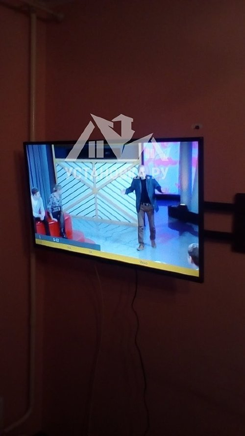 Навесить телевизор Digma