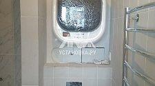 Установить настенную стиральную машину Daewoo cv702s