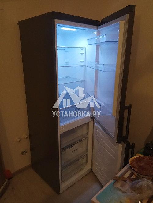 Произвести установку нового холодильника LG на Алтуфьево
