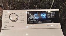 Переподключить стиральную машину Electrolux