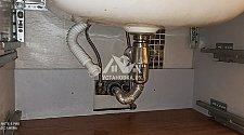 Устранить течь горячей воды под мойкой