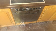 Установить зависимый комплект электрических варочной панели и духового шкафа