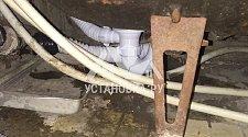Заменить чугунную обвязку под ванной в квартире