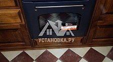 Установить электрический духовой шкаф Hotpoint Ariston