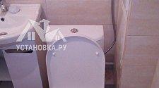 Установить в ванной гигиенический душ
