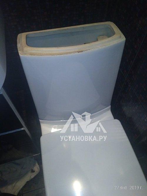 Отремонтировать унитаз в Москве