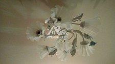 Установить потолочную люстру Lucia Tucci Fiori Di Rose 112.6.1