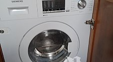 Установить новую встраиваемую стиральную машину Siemens WK 14D541OE
