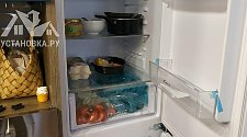 Установить встраиваемый холодильник