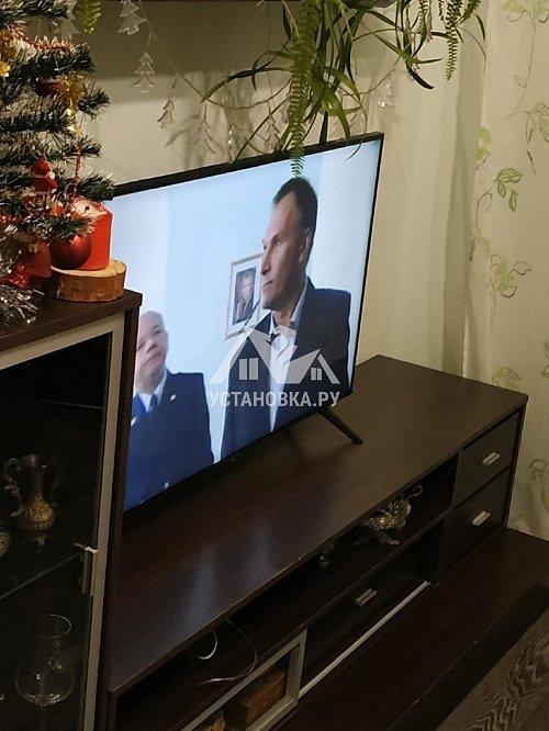 Установить телевизор Samsung
