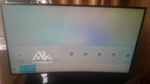 Настроить смарт тв на телевизоре