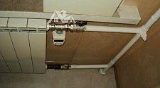 Работа по установке терморегуляторов