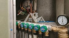 Демонтировать и установить проточный водонагреватель Thermex