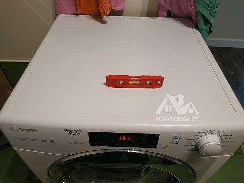 Установить сушильную машину Candy GVS H10A2TCE-07