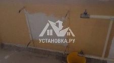 Демонтировать радиаторы
