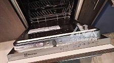 Стандартное подключение встроенной посудомоечной машины