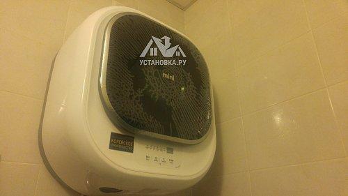 Установить стиральную машину настенную Daewoo