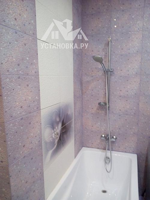 Установить сушилку для белья в ванной комнате
