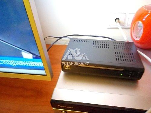 Установить на тумбу и настроить новый телевизор Philips
