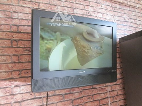 Навесить телевизор Samsung UE43M5500AU