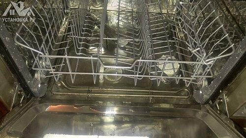 Демонтировать и установить газовое канди трио TRIO 9501/1 W