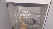 Установка варочной панели, посудомоечной машины, сифона и смесителя