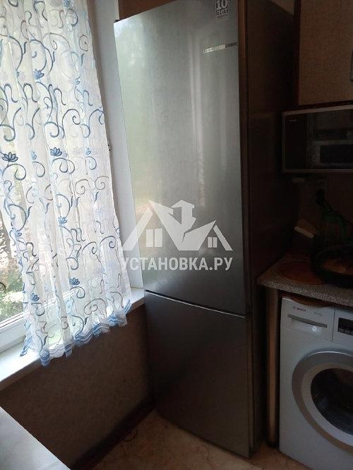 Перевесить двери на новом отдельно стоящем холодильнике