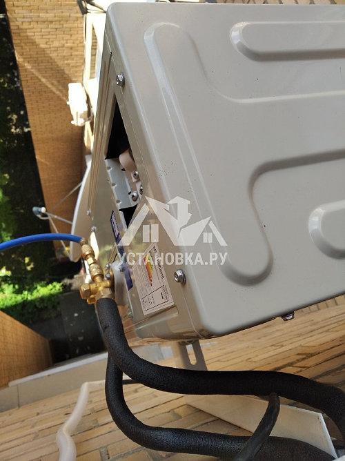 Установить кондиционер мощностью до 2,5