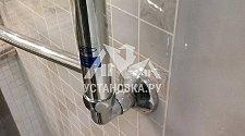 Установка водяного полотенцесушителя