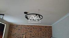 Установка светильников на бетонный потолок