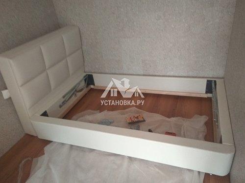 Собрать кровать Flip Box и изголовья Pride XL