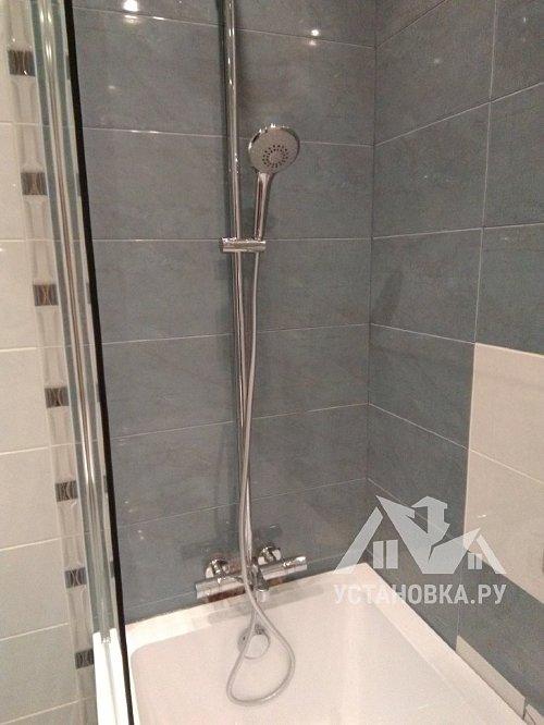 Установить ванну из мрамора