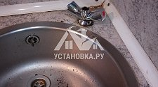 Замена кухонного смесителя и шланга для биде
