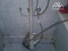 Установить стиральную машину INDESIT EWSC 61051