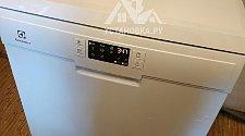 Стандартное подключение посудомоечной машины