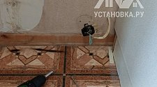 Установка варочной панели и встраиваемой посудомоечной машины