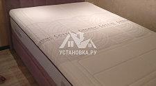 Собрать кровать двухспальную с подъемным механизмом