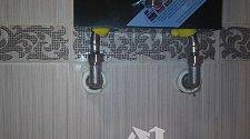 Демонтировать смеситель и установить душевую колонку