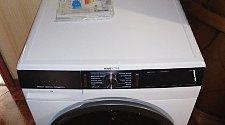 Установить сушильную машину в ванной