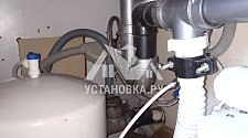 Установить встраиваемую стиральную машину Bosch WKD 28541