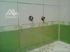 Положить плитку в ванной комнате