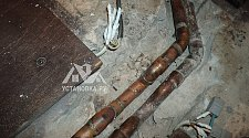 Стандартный ремонт медных труб