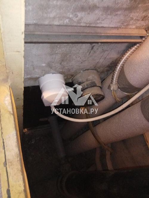 Установить проточный водонагреватель Ariston Aures SF 5.5 COM