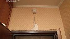 Установить и подключить дверной звонок