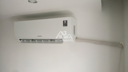 Установить кондиционер samsung мощностью до 2,5