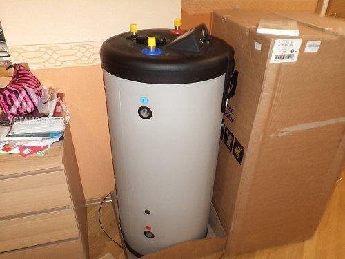 Подключить водонагреватель накопительный во Власово