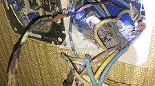 Продиагностировать электроцепь и устранить неполадку